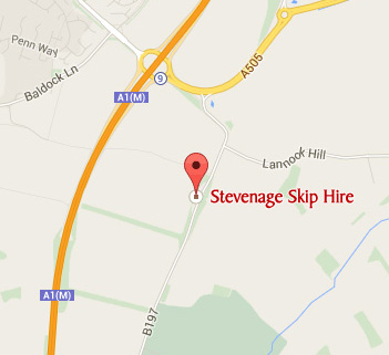 Find Stevenage Skip Hire Ltd